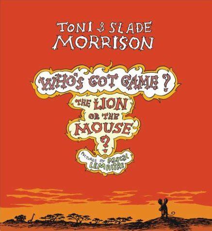 Toni morrison essay this amazing troubling book